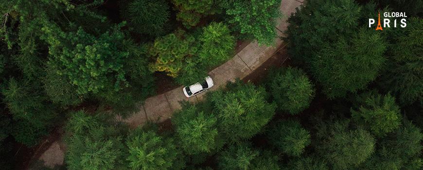 el coche y la economia circular global paris